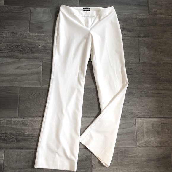 Pants Limited Drew Fit Linen Dress Pants Wide Leg Yellow Women 0 Trousers Women's Clothing